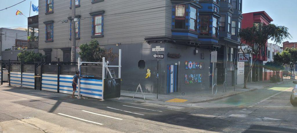 Piowerhouse Bar, 1347 Folsom Street, San Francisco. Photo by David Hyman.