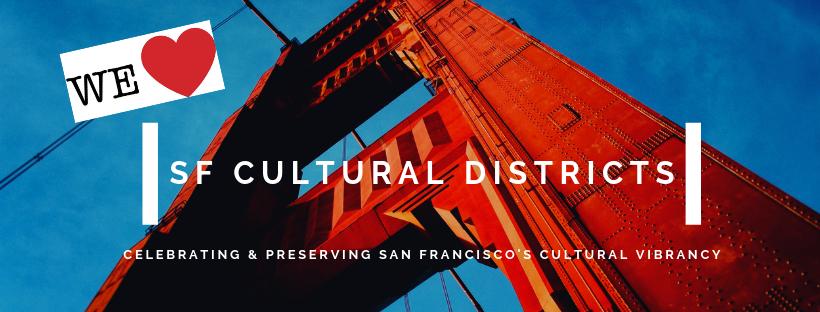 San Francisco Cultural Districts