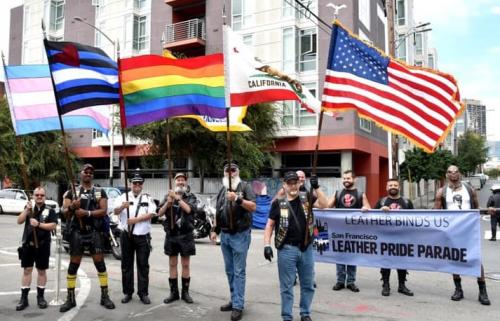 Leather Pride Parade