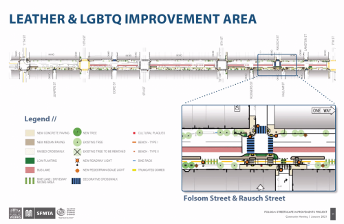Leather District Improvement Area