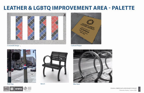 Leather District Improvement Palette